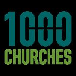 1000 Churches Logo